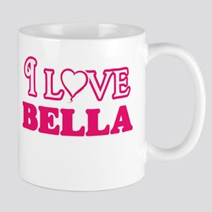 I Love Bella Mugs