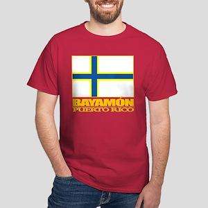 Bayamon Flag Dark T-Shirt