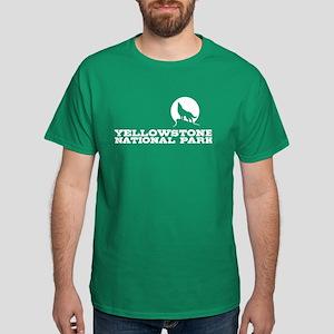 Yellowstone National Park Dark T-Shirt