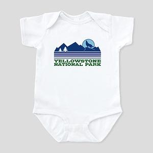 Yellowstone National Park Infant Bodysuit