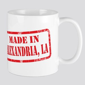 MADE IN ALEXANDRIA, LA Mug