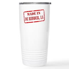 MADE IN DE RIDDER, LA Stainless Steel Travel Mug