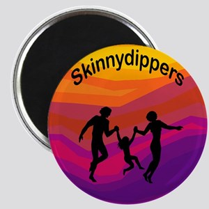 Skinnydipper Logo Magnet