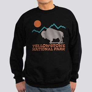 Yellowstone National Park Sweatshirt (dark)
