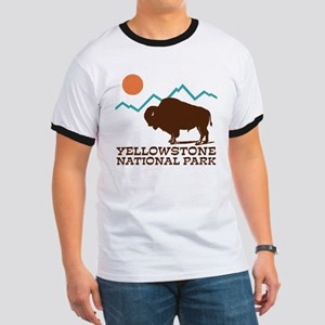 Yellowstone National Park Ringer T