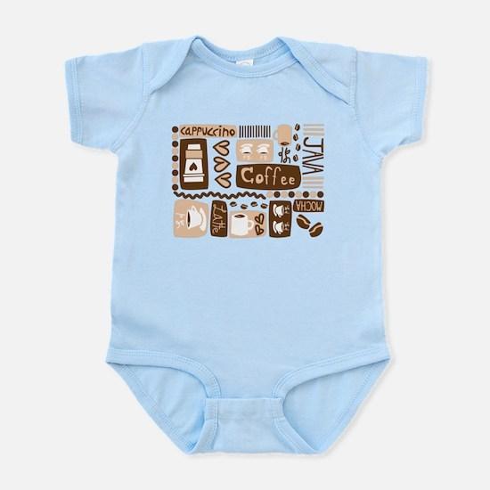 Java Java Java Infant Bodysuit