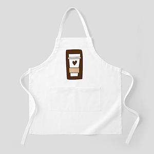 Latte Love Apron