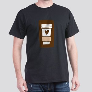 Latte Love Dark T-Shirt