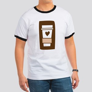 Latte Love Ringer T