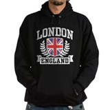 London Dark Hoodies