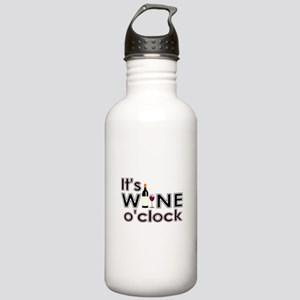 It's Wine O'Clock Stainless Water Bottle 1.0L