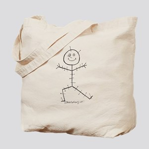 Acupuncture Sticky Tote Bag