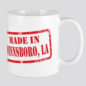 MADE IN WINNSBORO, LA Mug