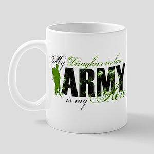 Daughter-in-law Hero3 - ARMY Mug