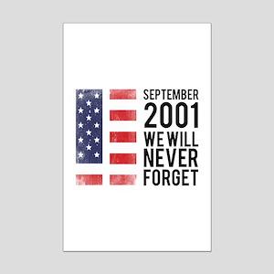 9 11 memorial posters cafepress