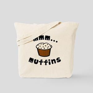 'mmm...Muffins' Tote Bag