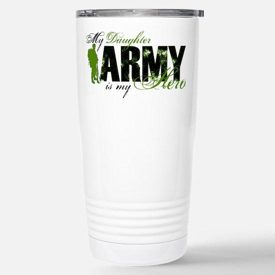 Daughter Hero3 - ARMY Stainless Steel Travel Mug