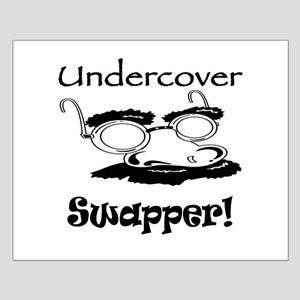 Undercover Swapper! Small Poster