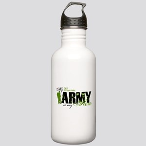 Cousin Hero3 - ARMY Stainless Water Bottle 1.0L