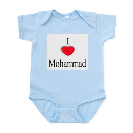 Mohammad Infant Creeper