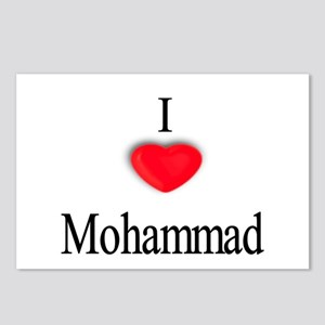 Mohammad Postcards (Package of 8)