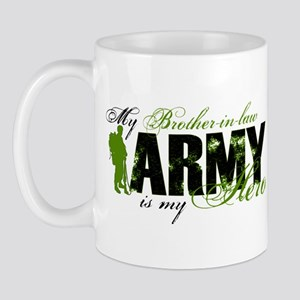 Brother-in-law Hero3 - ARMY Mug