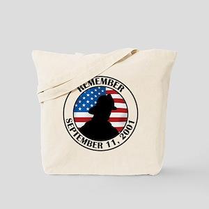Remember 9 11 Tote Bag