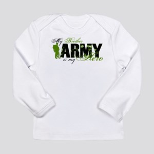 Brother Hero3 - ARMY Long Sleeve Infant T-Shirt