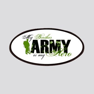 Brother Hero3 - ARMY Patches