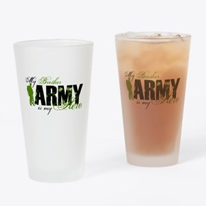 Brother Hero3 - ARMY Drinking Glass