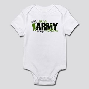 Brother Hero3 - ARMY Infant Bodysuit