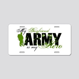 Boyfriend Hero3 - ARMY Aluminum License Plate