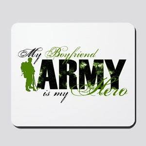 Boyfriend Hero3 - ARMY Mousepad