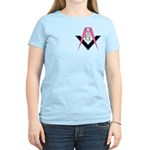 Lady Freemasons Women's Light T-Shirt