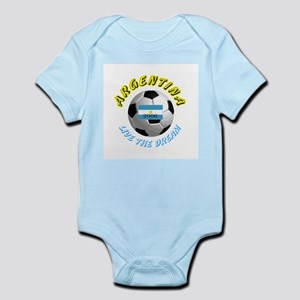 Argentina world cup Infant Creeper