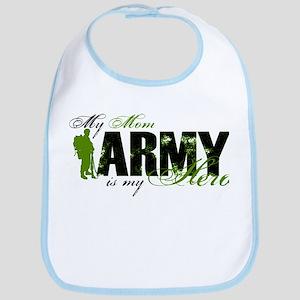 Mom Hero3 - ARMY Bib