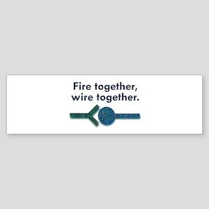 wiretw Bumper Sticker