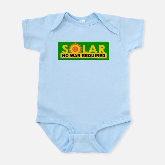 Solar - No War Infant Bodysuit