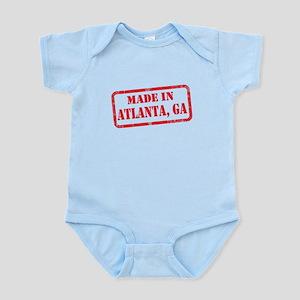 MADE IN ATLANTA Infant Bodysuit