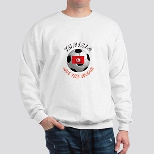Tunisia world cup Sweatshirt