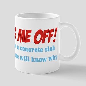Concrrete Slab Mug
