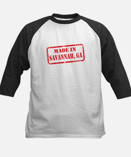 MADE IN SAVANNAH Kids Baseball Jersey