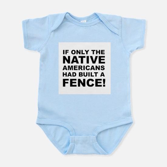 Native American Infant Creeper