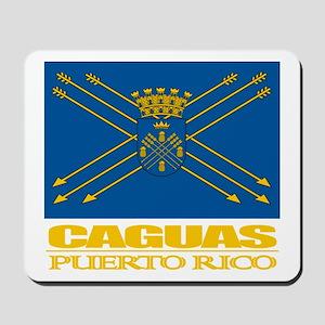 Caguas Flag Mousepad