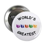 Greatest Daddy Button
