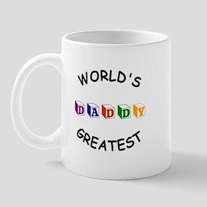 Greatest Daddy Mug