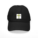Deophagy Cross Black Cap