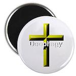 Deophagy Cross Magnet