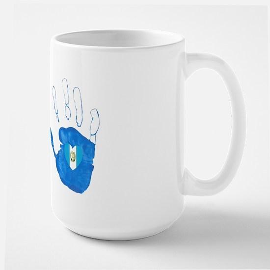 It's a Guat-thing! Large Mug