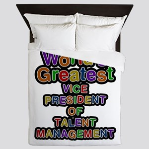 World's Greatest VICE PRESIDENT OF TALENT MANAGEME